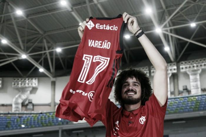 Flamengo x Campo Mourão: informações de ingressos para a estreia de Anderson Varejão