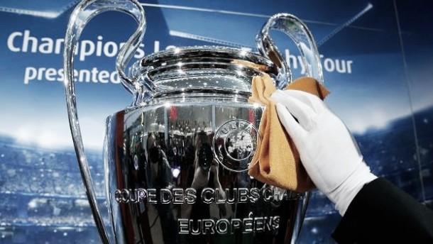 Conheça as regras do sorteio das oitavas de final da Uefa Champions League