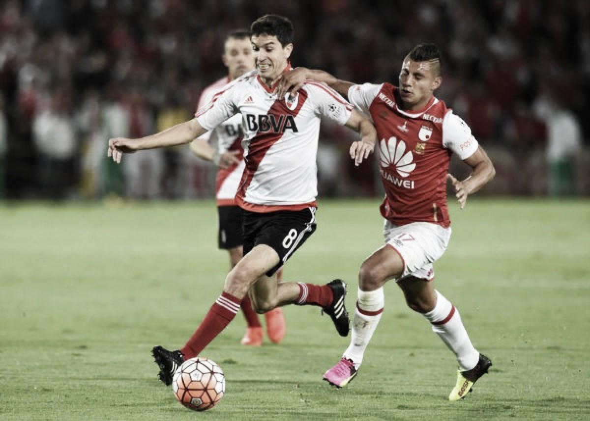 River quiere seguir de racha ante Independiente Santa Fe
