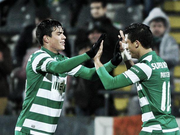 Sporting continúa con su buena racha una jornada más