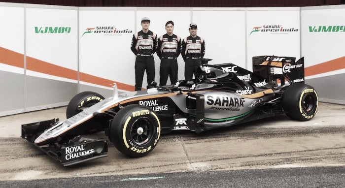 2016 mid-season review: Sahara Force India