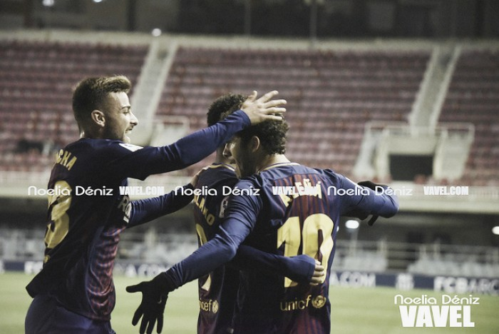 Previa FC Barcelona B – Real Valladolid: segunda vuelta, segunda oportunidad