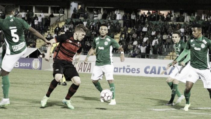 Na estreia de Richarlyson, Guarani empata sem gols com Oeste