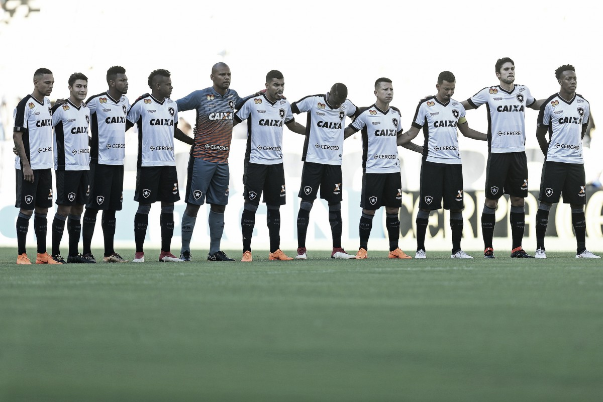 Análise: contra-ataques rápidos trazem dor de cabeça para Alberto Valentim no Botafogo