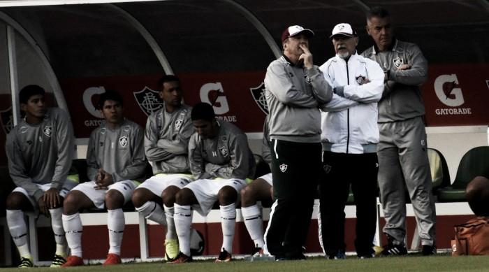 Levir elogia desempenho contra o Cruzeiro e visa um bom futuro para o Fluminense