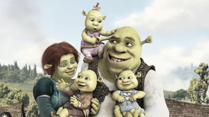 Fecha de estreno para 'Shrek 5'