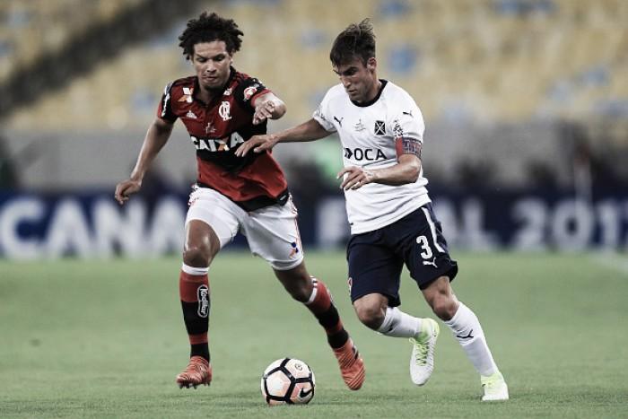 """Willian Arão admite frustração com fracasso na Sul-Americana: """"Temos time para dar mais"""""""