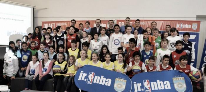 """Entrevista a De Benedetti: """"El Jr NBA puso a jugar a más de 600 chicos que hasta hoy no lo hacían"""""""