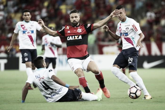 Por vaga na final, Flamengo e Junior Barranquilla fazem jogo decisivo na Sul-Americana