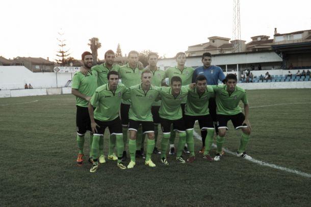 Primera victoria de la pretemporada del FC Cartagena
