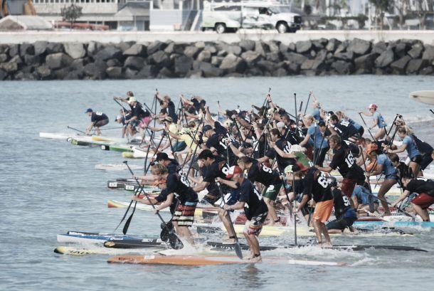 Por primera vez en Cartagena, el Campeonato Nacional de SUP/Paddleboard