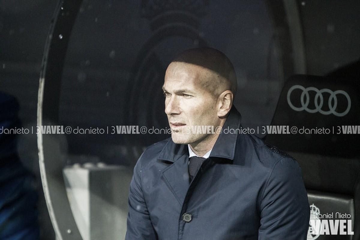 """Zidane: """"Ahora nos queda el partido más bonito"""""""