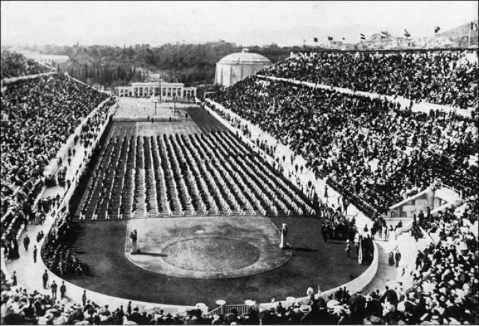 ¡Feliz 120 aniversario Juegos Olímpicos!