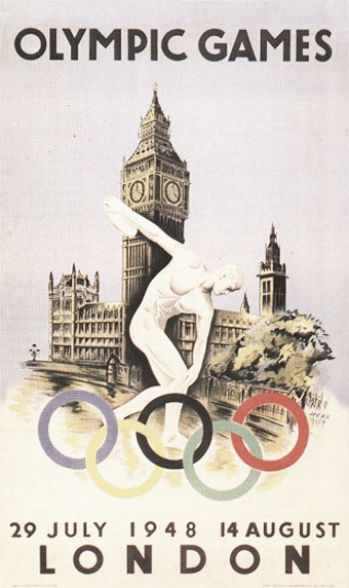 Londres 1948: consecuencias de la Guerra