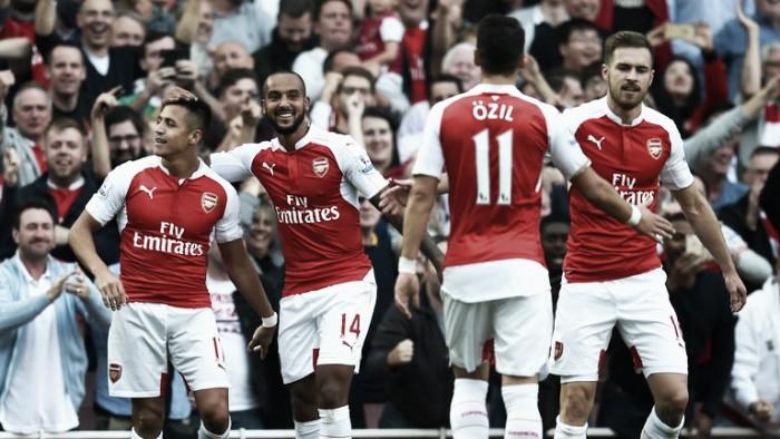 Arsenal 2015/16: o mesmo filme de sempre