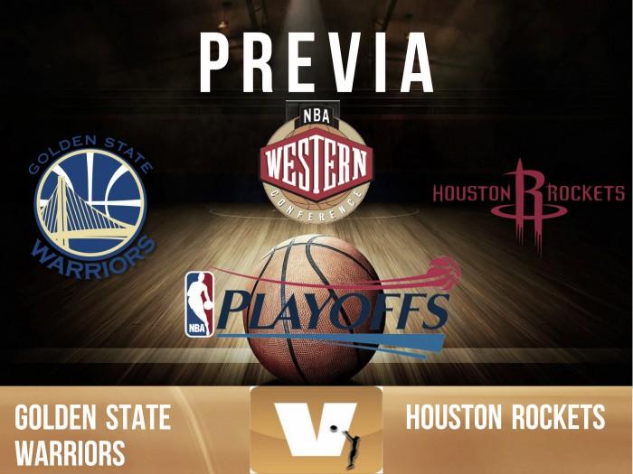 Previa: Warriors - Rockets: Una serie muy heterogénea