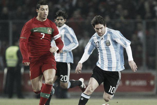 Argentina - Portugal: un duelo para soñar