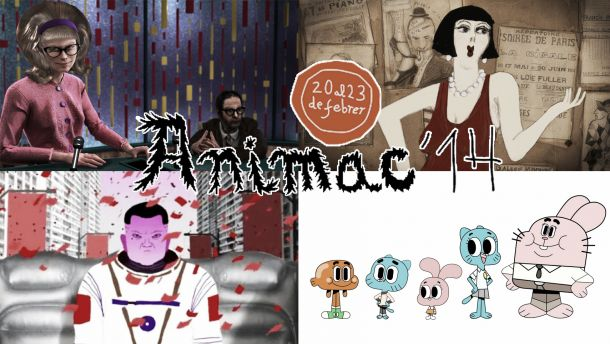 Animac 2014: Chris Shepherd, Gumball y Jiří Barta (III)