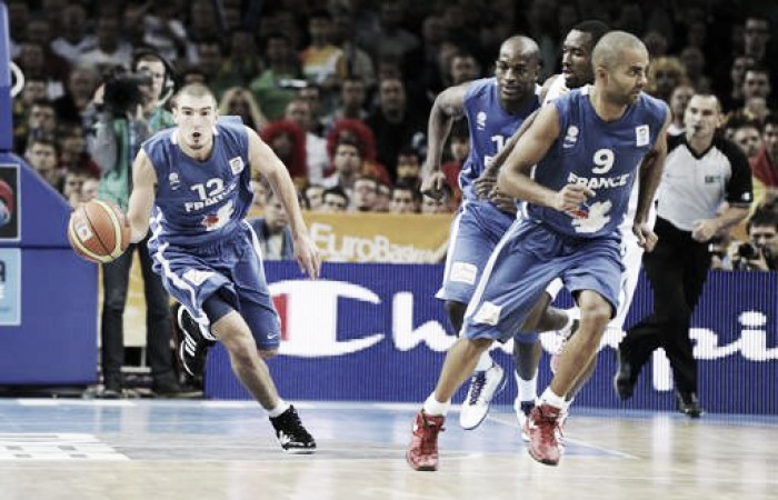 Guia VAVEL do Basquete nos Jogos Olímpicos Rio 2016: França