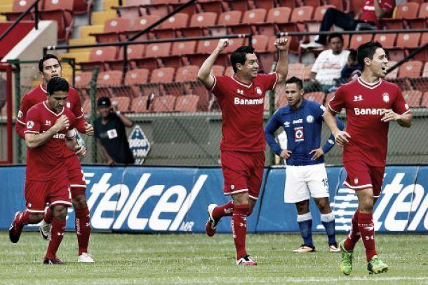 Resultado Cruz Azul - Toluca en Liga MX 2013 (1-1)