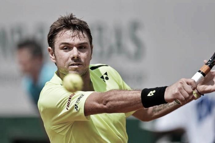Wawrinka vence japonês Taro Daniel e avança à terceira rodada de Roland Garros