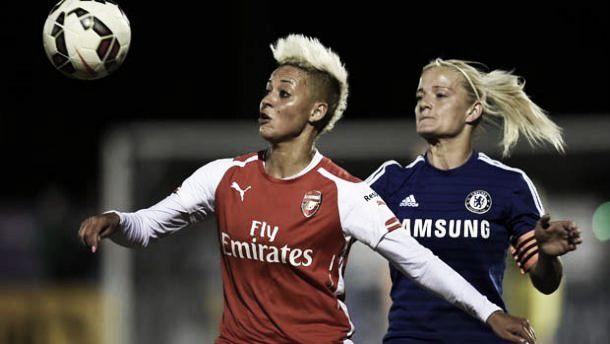 Sanderson leaves Arsenal