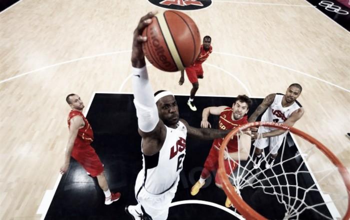 Guia VAVEL do Basquete nos Jogos Olímpicos Rio 2016: Estados Unidos