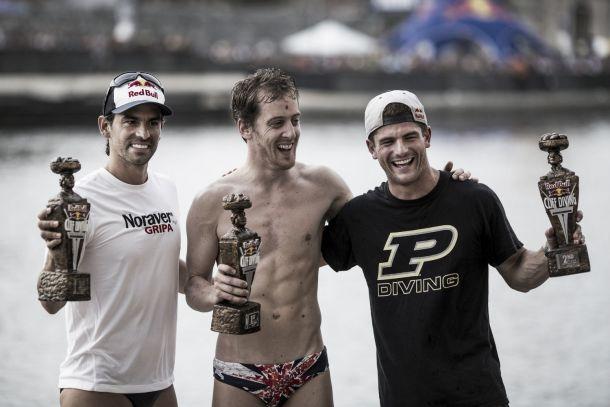 Orlando Duque y Red Bull le dieron alas a Cartagena de Indias
