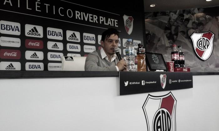 """Gallardo: """"Olivera es el reemplazante natural de Casco"""""""