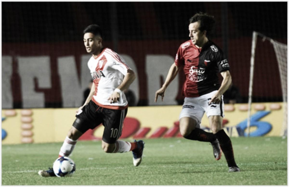 River y Colón juegan un partido clave para la clasificación a las copas internacionales