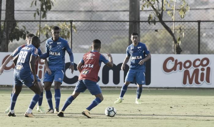 Com baixa de Fábio e zaga titular, Cruzeiro divulga relacionados para jogo contra o Grêmio