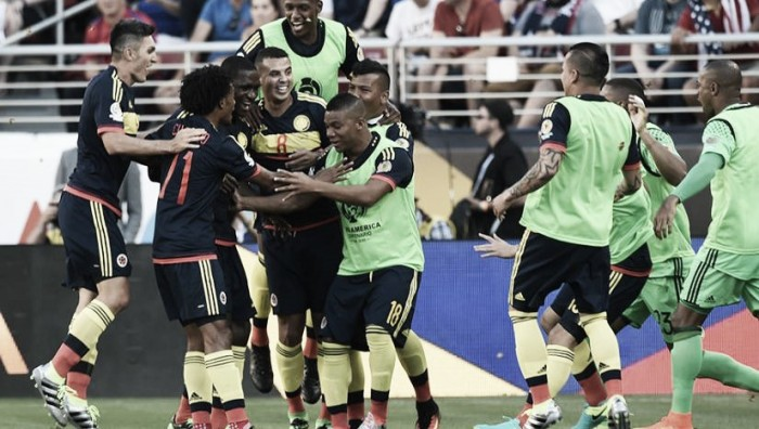 Debut impecable: Colombia derrota a los Estados Unidos en la apertura de la Copa América