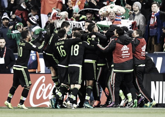 Mexican National Team: After big win, Mexico must shift focus