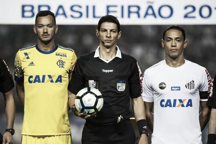 Briga pelo G-4: Flamengo recebe Santos em confronto direto na Ilha do Urubu