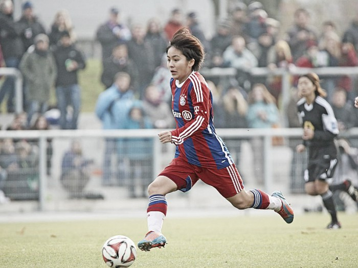 Mana Iwabuchi extends contract with Bayern Munich