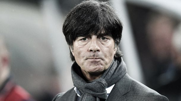 """Joachim Löw: """"Teníamos que ganar este partido"""""""