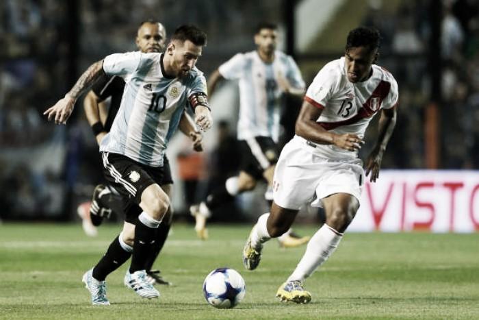 Argentina empata com Peru e terá que vencer Equador fora de casa para ir à Copa