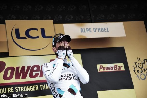 Christophe Riblon, dix jours après l'Alpe d'Huez