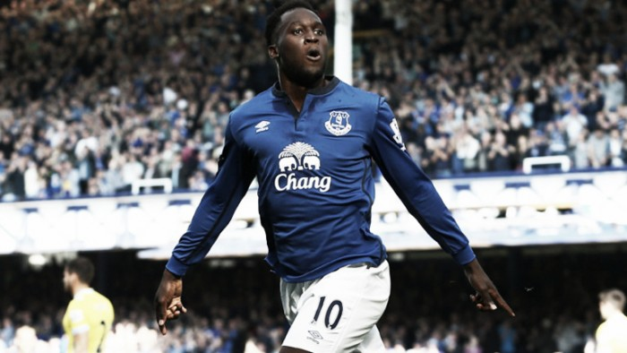 Romelu Lukaku not considering a move from Goodison