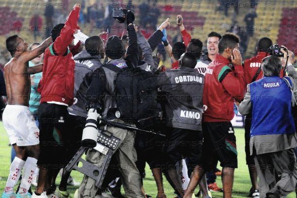 Cortuluá: con corazón a Primera División