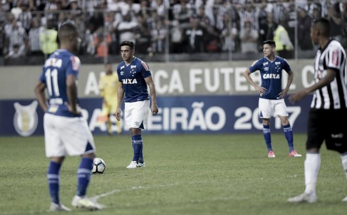 Robinho planeja volta por cima após derrota e preocupa departamento médico do Cruzeiro