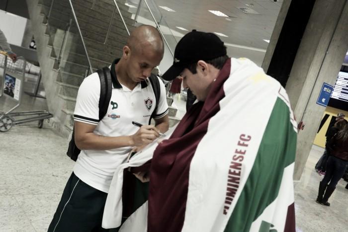 Sem novos contratados, Fluminense divulga relacionados para enfrentar Atlético-PR