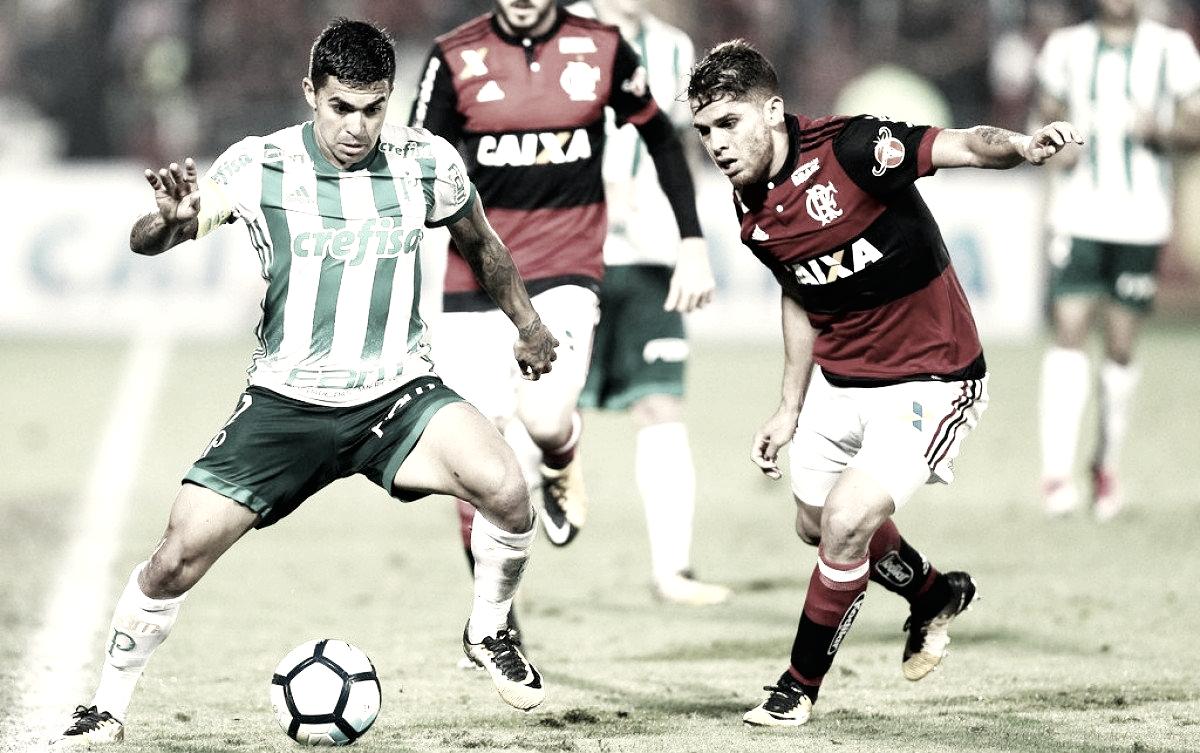Flamengo visita Palmeiras com expectativa de despontar na liderança do Brasileirão