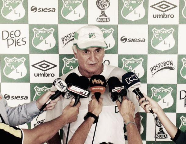 """'Pecoso' Castro: """"Solo van a ser titulares los que estén bien"""""""