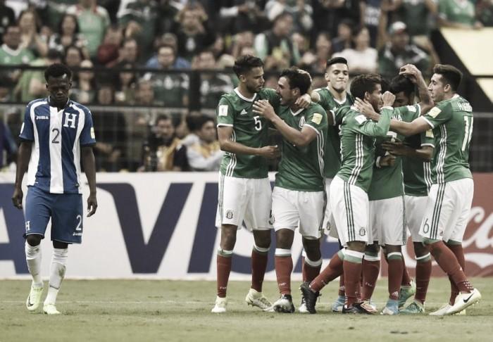 Mexico National Team: Mexico cruise past Honduras