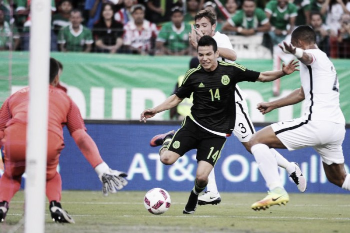 Peralta seals Mexico's comeback win over Kiwis in Confederations Cup