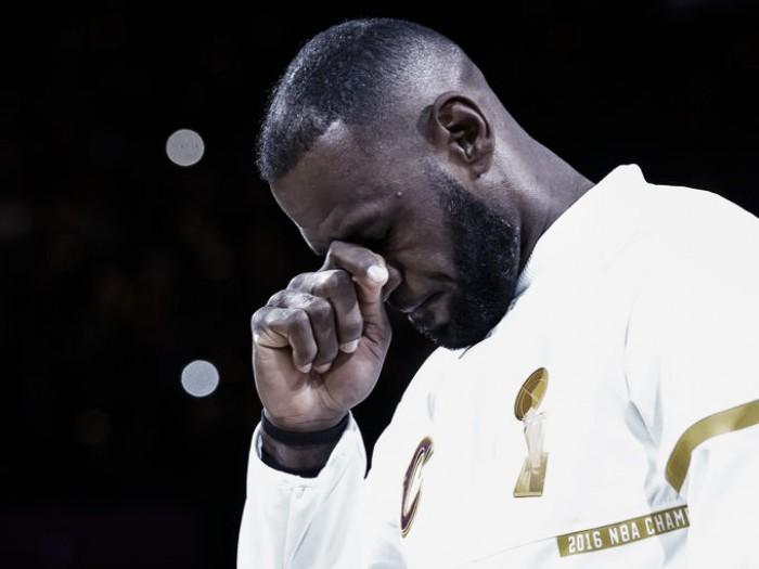 NBA - Le cinque immagini dell'opening night