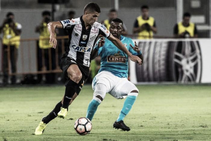 Buscando liderança, Santos recebe lanterna Sporting Cristal