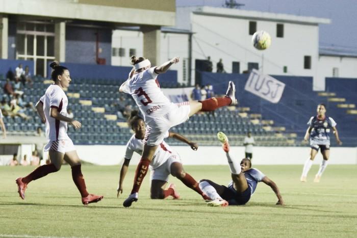 São José e Audax/Corinthians empatam pelo primeiro jogo da final da Copa do Brasil Feminina