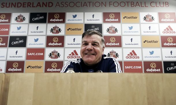 Allardyce confident as he speaks for first time as Sunderland manager